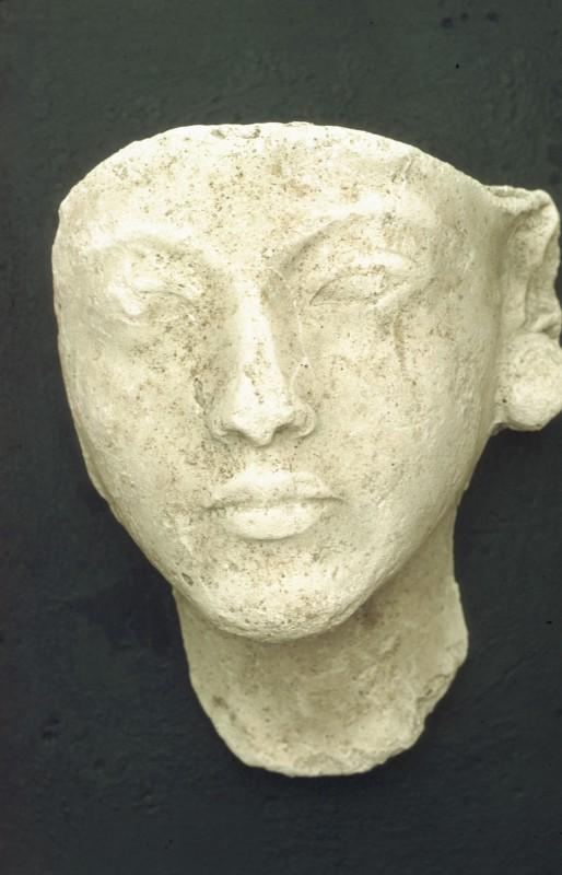 Stuckmaske eines Privatmannes, vgl. 32 568